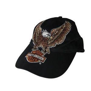 VTG Harley Davidson Eagle Logo
